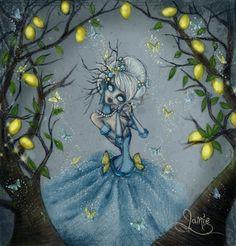 Little Miss Lemon Drop by =MissJamieBrown on deviantART