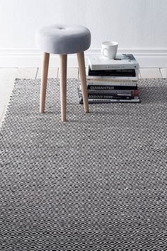 Ellos Home Ullmatta Ekeby cm Svart, Grå, Beige, Blå, Rosa - Ullmattor Beige Carpet, Patterned Carpet, Hall Carpet, Rugs On Carpet, Carpets Online, Living Room Update, Carpet Trends, Carpet Runner, Home Accents