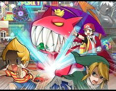 Super Smash Bros. Brawl - The Ultimate Chimera!