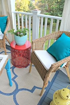 Before & After: Do a Double Take at This Decaying Porch Now | Apartment Therapy
