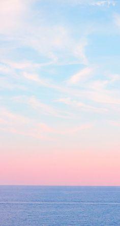 Pastel Lockscreen, Pastel Background Wallpapers, Sunset Wallpaper, Pastel Wallpaper, Tumblr Wallpaper, Pretty Wallpapers, Screen Wallpaper, Nature Wallpaper, Wallpaper Pic
