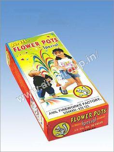 Flower Pots Crackers Manufacturer,Flower Pot Crackers Supplier in Sivakasi