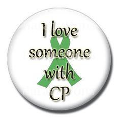 Cerebral Palsy - I have 2 special someones