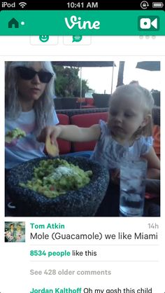 I literally go to that restaurant when I visit Miami.. No joke I promise!!! *slowly fangirls and falls to the floor by Lou's and Lux's adorable faces*