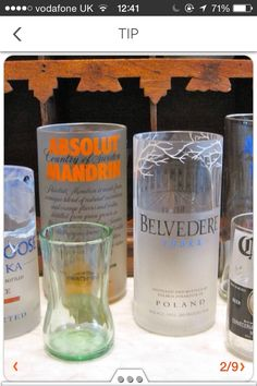 How To Turn Your Beer Bottles Into Glass Cups In 5 Easy Steps #Various #Trusper #Tip