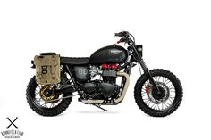 Today was the unveiling of the VENOM, a Triumph built to celebrate the upcoming was the launch of KONAMI's METAL GEAR SOLID V: THE PHANTOM PAIN, a series of games which many of you and myself included have never played.