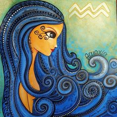 Romi Lerda-- make her evil, storm goddess crashing n thrashing a ship Art Journal Inspiration, Art Painting, Folk Art, Art Drawings, Female Art, Whimsical Art, Zentangle Art, Canvas Art, Art Inspiration