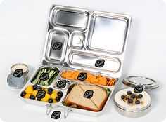 The Coolest Stainless Steel Lunch Boxes
