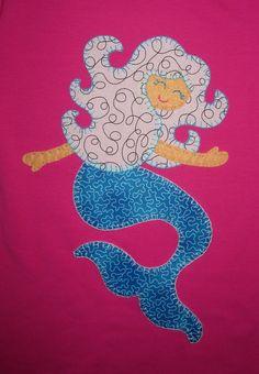 camiseta-sirena Unicorns, Mermaids, T Shirts