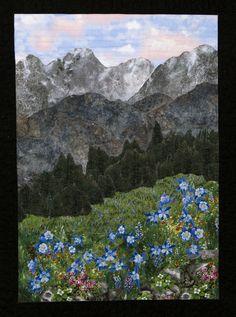 Alpine Flowers Close-ups - how to