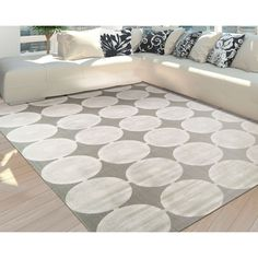 Nourison Luminance Feather Rug