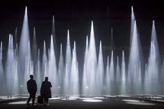 """Image 7 of 32 from gallery of Sou Fujimoto Installs a """"Forest of Light"""" for COS at 2016 Salone del Mobile. Photograph by Laurian Ghinitoiu"""