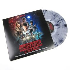 Part two! The second half of Kyle Dixon & Michael Stein's highly anticipated soundtrack to the hit Netflix series Stranger Things is here - and just like the first volume, it looks and sounds amazing.