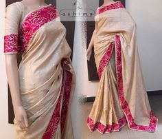Tussar Silk Saree 0305174