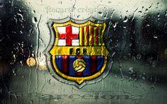 FC Barcelona Logo Photo HD Wallpapers - http://wallucky.com/fc-barcelona-logo-photo-hd-wallpapers/