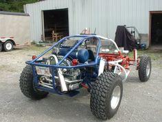 Nice woods buggy
