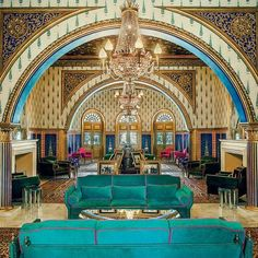 Palace hotels are no rarity in the Indian state of Rajasthan, but Jaipur's glamorous new grande dame is unlike any hotel you've seen before. Get a peek inside the Sujan Rajmahal Palace, an elaborate destination that—despite its embellished décor—still feels like a home. | Travel + Leisure