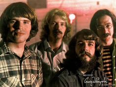 Creedence Clearwater Revival, Bob Dylan, Woodstock, Rolling Stones, Banda Cover, Beatles, 60s Rock, Album, 1960s