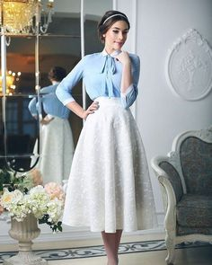 Very Lovely Skirts, Skirtsuits, and Dresses Mode Outfits, Girly Outfits, Skirt Outfits, Pretty Outfits, Chic Outfits, Stylish Dresses For Girls, Modest Dresses, Short Dresses, Looks Chic