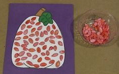 Pumpkin Seed Craft