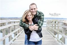 Our gorgeous engagement pictures by Alisz Hatch Photography in Yorktown, VA.