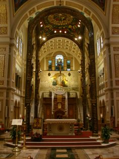 Capitol Catholic: Franciscan Monastery of the Holy Land in America