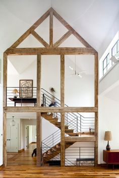 Beautiful Places - Barn Living
