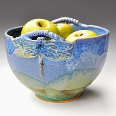 dragon fly bowl