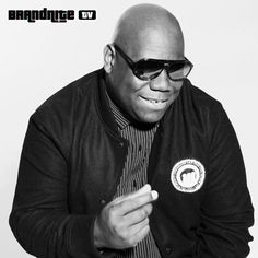 Carl Cox has become eponymous with the legacy of electronic music. The Oldham-born British DJ began his career in the late Eighties and since then has built up a reputation as one of the founding fathers of the techno-house genre. Dj Music, Music Bands, Techno Music, Dance Music, Markus Schulz, Space Ibiza, Techno House, Pioneer Dj, Best Dj