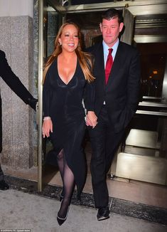 Jan 2015.   Mariah Carey and James Packer engaged after less than a year of dating | Daily Mail Online
