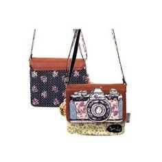 Bolso mini cámara de fotos colección Ditsy Disaster Designs