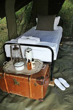 Jock Explorer Camp - Kruger National Park, South Africa