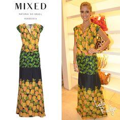 Compre moda com conteúdo, www.oqvestir.com.br #Dresses #Mixed #LalaRudge #SS 14