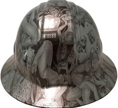 Show a little of your personality with a Shaw Naughty Dirty Side Hydro Dipped Hard Hats. Texas America Safety Company is offering a full line of these unique and stylish hard hats. Each design offers a bright and vivid image with a high gloss finish. Why not work in style? Each Hydro dipped hat...