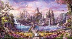 Alice's adventures in wonderland, Alex Feliksovich on ArtStation at https://www.artstation.com/artwork/mnK59