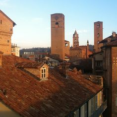 Photo by teresavincenti  #Alba  #travel #Italy #love #beauty