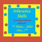 FREE Inferencing Skills Game.    Author requests you leave a comment after you download it at the TOT store! :-)