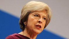 """De Britse premier Theresa May is duidelijk over de gevolgen van de uitstap uit de Europese Unie. Volgens haar heerst er binnen de Britse regering grote eensgezindheid over de """"hard exit""""."""