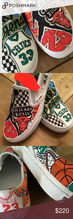New Hand Painted Vans New Hand Painted Vans Florida Gators. Takes a week to ship Vans Shoes Loafers & Slip-Ons