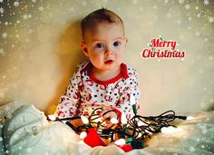 how to present Christmas with a wee one