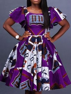 Ankara Dress styles to rock in 2019 – African fashion and life styles - African Fashion Dresses Short African Dresses, Latest African Fashion Dresses, African Print Dresses, African Prints, Ankara Fashion, Ghanaian Fashion, Tribal Fashion, African Fabric, Short Dresses