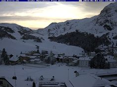 Bivio webcam Residenza Plaz Skiweather.eu