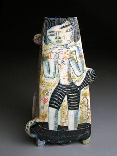 2012 Works | Kevin Snipes | Ceramic Artist