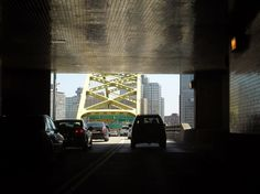 Fort Pitt Tunnel ... voila ... Pittsburgh