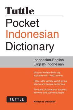 Tuttle Pocket Japanese Dictionary: Japanese-english, English-japanese