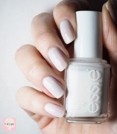 essie • tuck it in my tux