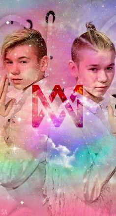 Wallpaper Android - The same one but a little different colour;) - Wallpaper World Cute Twins, Cute Boys, Best Backrounds, Marcus Y Martinus, My True Love, My Love, M Wallpaper, Dream Boyfriend, I Go Crazy