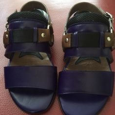 Authentic Marni Sandals! These have never been worn.  In new condition. There is no box. Marni Shoes Sandals