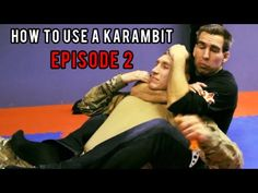 How To Use The Karambit Knife: Episode 2 - Everyday Carry