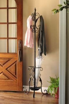 Awesome coat rack